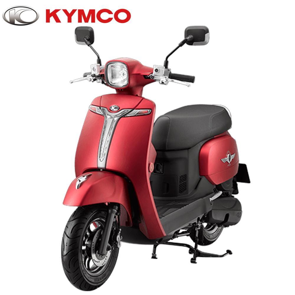KYMCO 光陽機車 ROMEO 125 施華水鑽版(2016年新車)-顏色由專人與您聯絡
