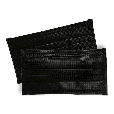 貝斯康 日安美醫用口罩 未滅菌(黑色) 6包 共30入