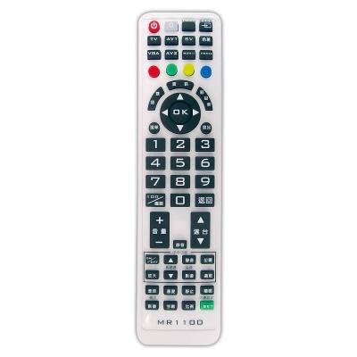 PX大通大同/東芝/日立 全機型電視遙控器 MR1100