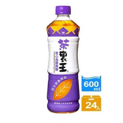 茶裏王 青心烏龍茶無糖(600mlx24入)
