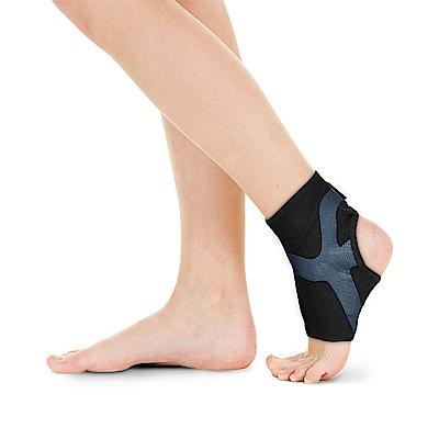 束健 超肌感貼紮護踝 (可調整式)-強效加壓