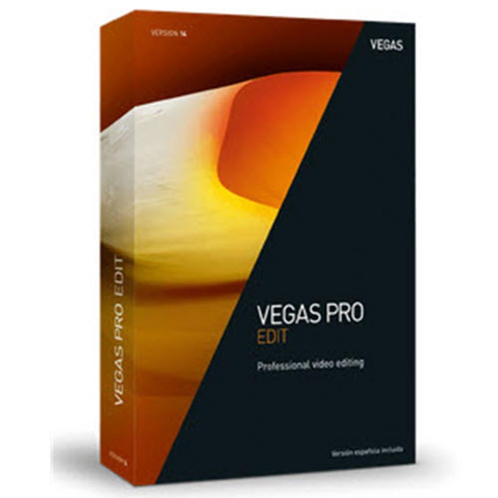 Vegas Pro 14 Edit (影音編輯) 單機版 (下載)
