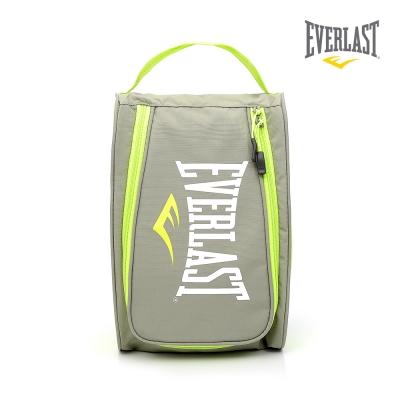 EVERLAST 拳擊 品牌~鞋袋系列~灰 綠