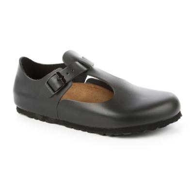 勃肯BIRKENSTOCK 065191。PARIS巴黎 經典包鞋(黑)