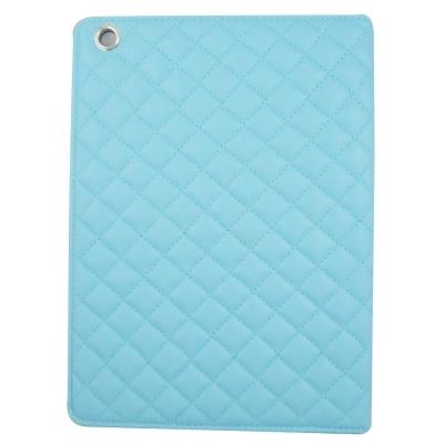L63介棉支架iPad Air平板皮套&螢幕保護貼組