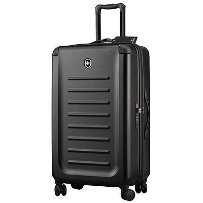 Victorinox Spectra 2.0 輕量級霧面硬殼29吋旅行箱-黑