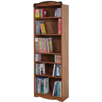 Rusty-復古六格書櫃-置物櫃