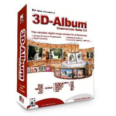 3D-Album商業版