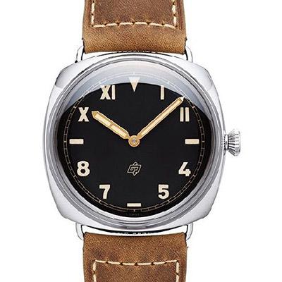 PANERAI 沛納海Radiomir PAM 00424   3 日手上鍊腕錶- 47 mm