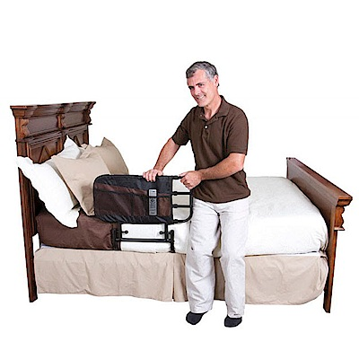 (樂齡網)Stander護欄可調式床邊扶手