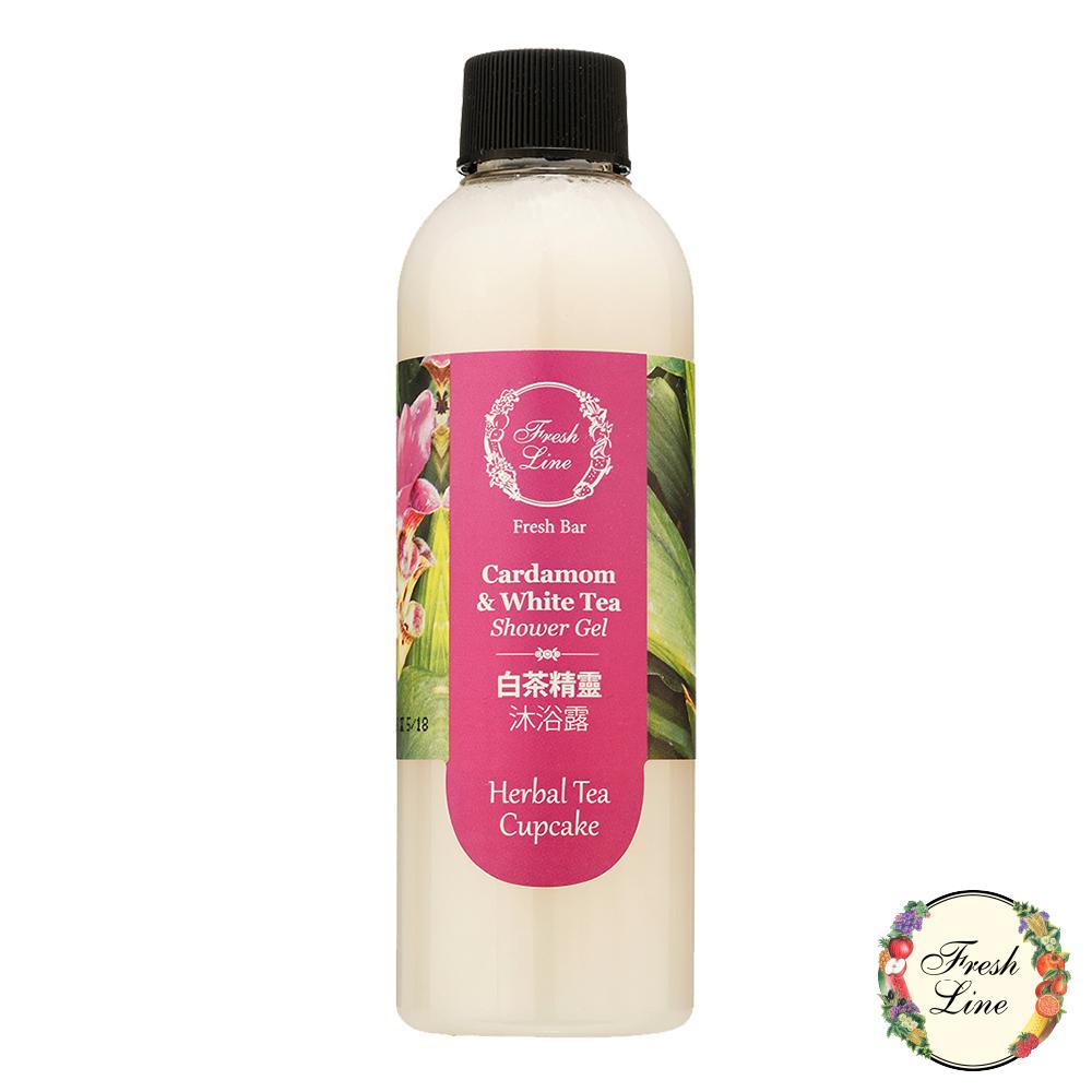 Fresh Line 白茶精靈沐浴露200ml