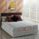 aie 竹碳+3M防潑水+乳膠二線彈簧床墊(