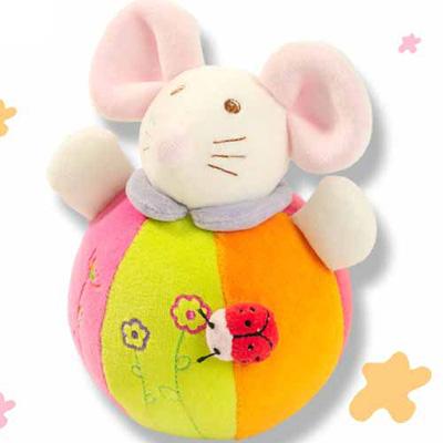 澳洲baby bow- 不倒翁造型鼠娃娃
