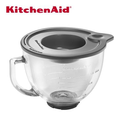 KitchenAid玻璃攪拌盆含蓋5Q