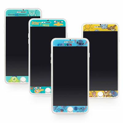 Disney iphone 6 plus / 6s plus彩繪保護貼-可愛系列