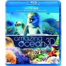 海洋巡禮 Amazing Ocean (3D/2D) 藍光 BD