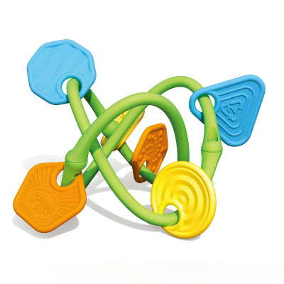 美國 Green Toys 龍捲風固齒器