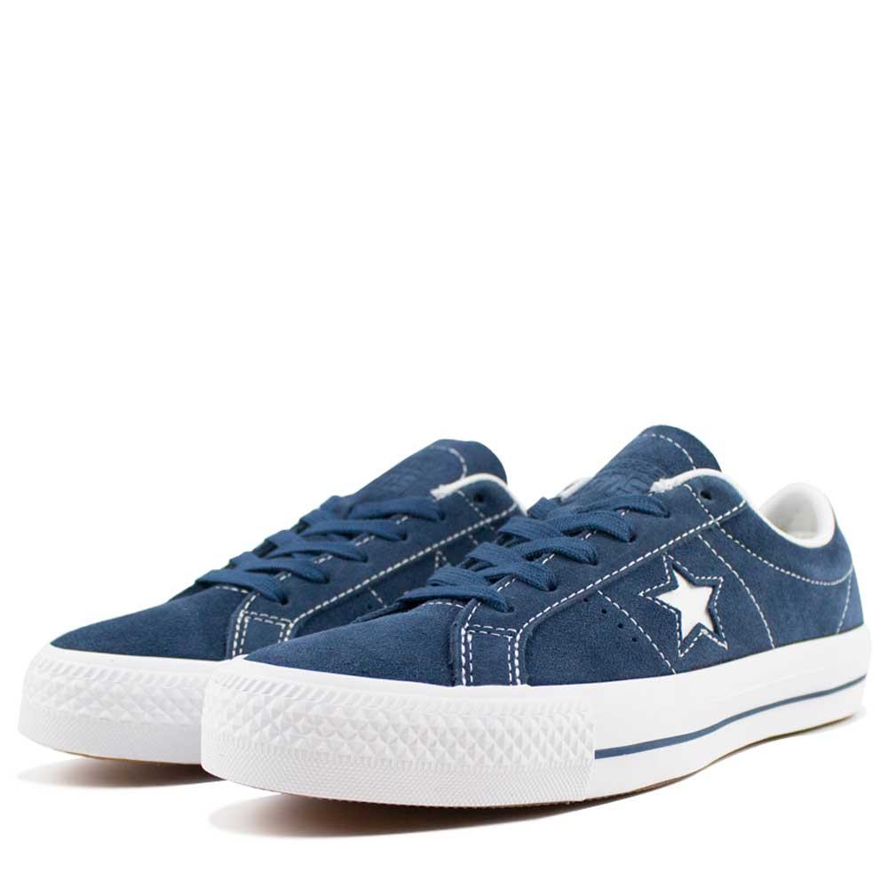 CONVERSE-男女休閒鞋149867C-藍