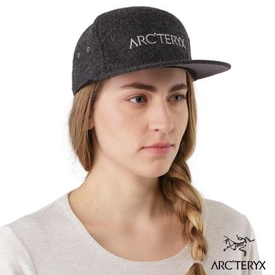 Arcteryx 始祖鳥 24系列 羊毛棒球帽 7 Panel 雜灰色