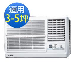 SAMPO聲寶3-5坪 定頻 右吹 窗型冷氣 AW-PC122R