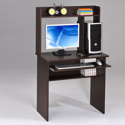 LOGIS-卡莫里桌上架電腦桌書桌-寬80-5x深