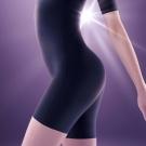 【Audrey】魔塑美肌 長型修飾束褲(黑色)