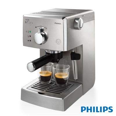 PHILIPS 飛利浦 Saeco半自動義式咖啡機 HD8327
