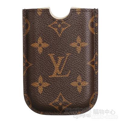 LV【M40557】經典monogram  Blackberry手機套