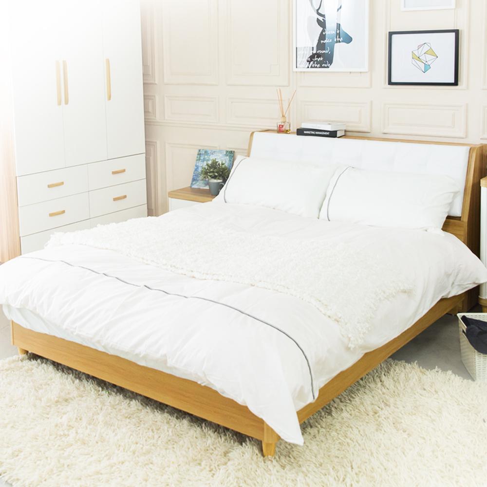 時尚屋 寶格麗5尺雙人床