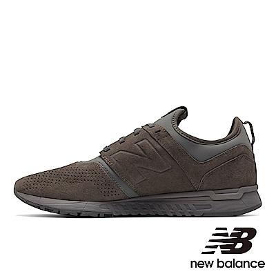 New Balance 247復古鞋MRL247CA中性灰色