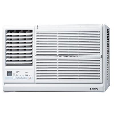SAMPO聲寶3-5坪 定頻 左吹 窗型冷氣 AW-PC122L