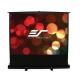 Elite Screens 億立銀幕135吋 4:3 可攜式單桿地拉幕-白塑布 F135NWV product thumbnail 1