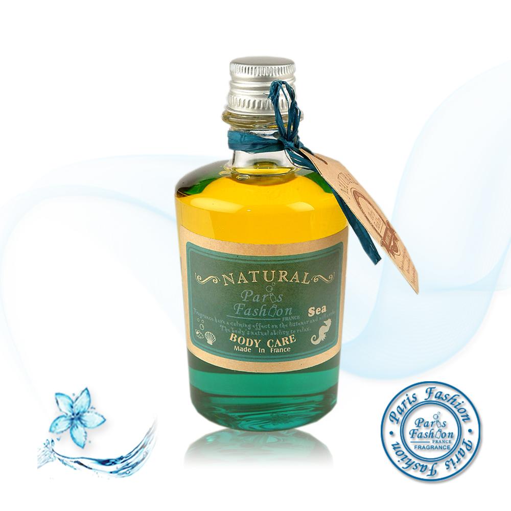 《paris fragrance巴黎香氛》海洋身體按摩油-250ml