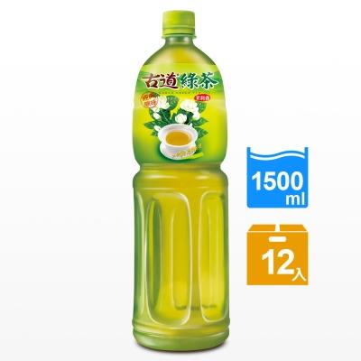 古道 綠茶(1500mlx12瓶)