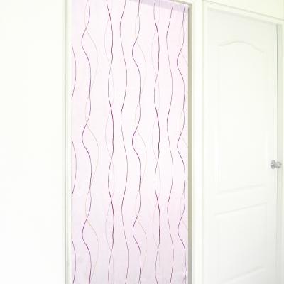 布安於室-蘿蕾萊遮光長門簾-粉紫