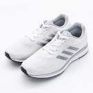 ADIDAS-MANA BOUNCE 2女慢跑鞋-白