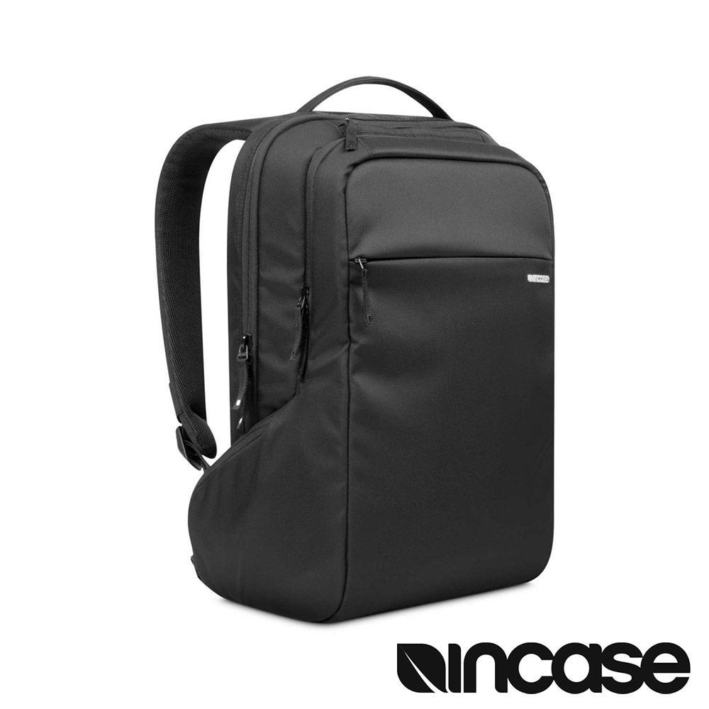 Incase ICON Slim Pack 15吋輕巧電腦後背包-黑色