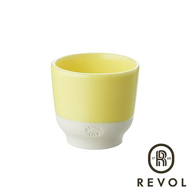 法國REVOL-Color-Lab-雙色杯80黃