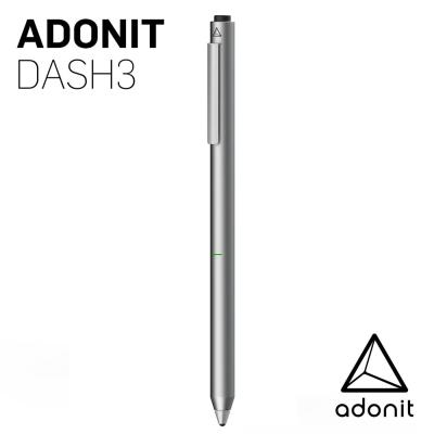 Adonit Dash3 極細速寫筆第三代(銀色)