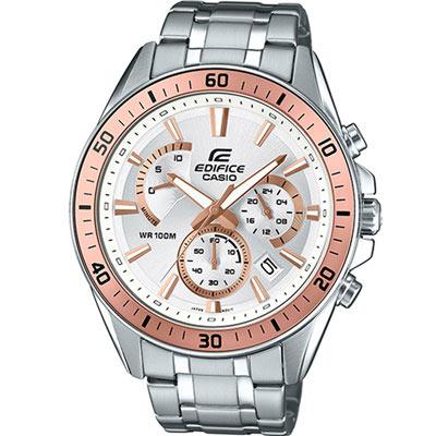 EDIFICE 賽車儀表板概念運動錶(EFR-552D-7A)