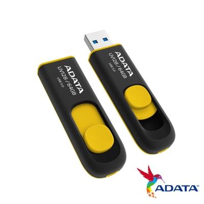 ADATA威剛 UV128 64G USB3.1行動碟