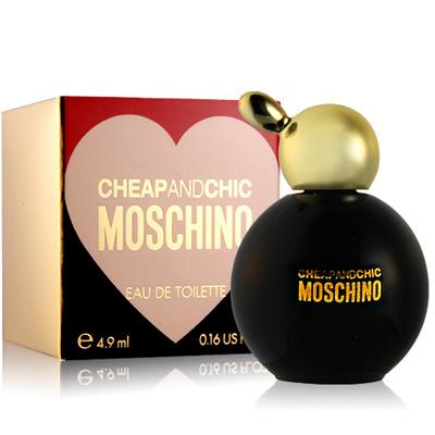 MOSCHINO 奧莉薇女性淡香水(4.9ml)