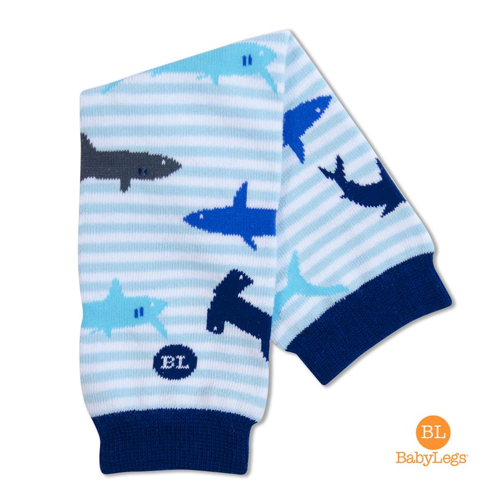 美國 BabyLegs 有機棉嬰幼兒襪套 (海洋王子)