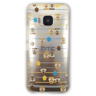 ASBVC動漫 迪士尼正版奇奇蒂蒂HTC ONE M9 PC保護殼