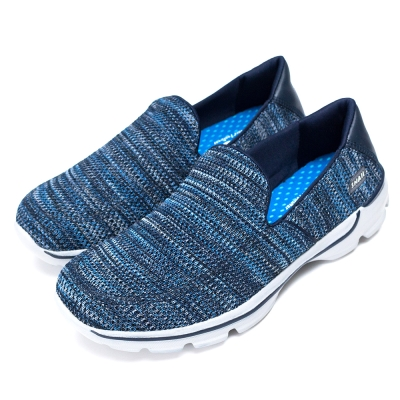 SNAIL-男休閒便鞋-藍