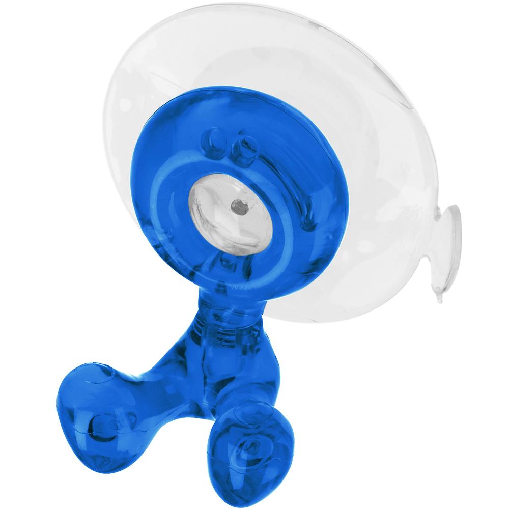 KOZIOL Tom小個兒吸盤牙刷架(透藍)