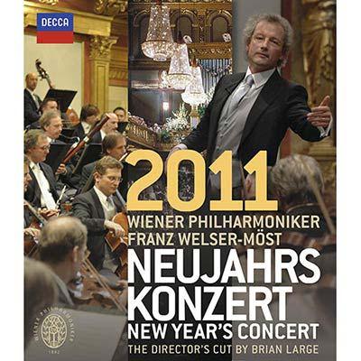 2011維也納新年音樂會 (藍光BD)