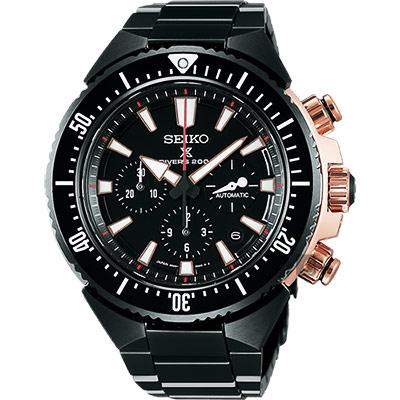 SEIKO PROSPEX SCUBA 200米潛水計時械錶(SBEC002J)-46mm