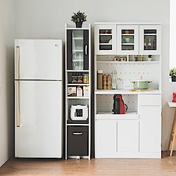 Home Feeling 廚房櫃/電器櫃(4色)-32.7x39.6x180