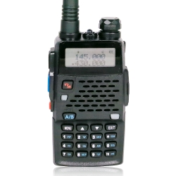 PSR-931 雙PPT 雙指示燈 雙頻手持式對講機